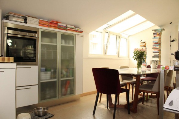 Appartamento in vendita a Milano, San Siro, Con giardino, 95 mq - Foto 18