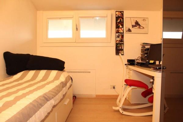 Appartamento in vendita a Milano, San Siro, Con giardino, 95 mq - Foto 10