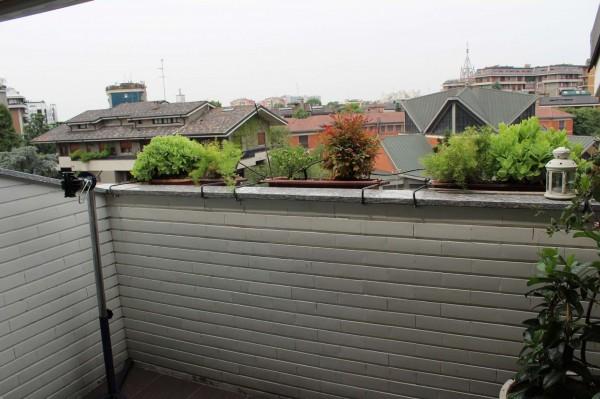 Appartamento in vendita a Milano, San Siro, Con giardino, 95 mq - Foto 13