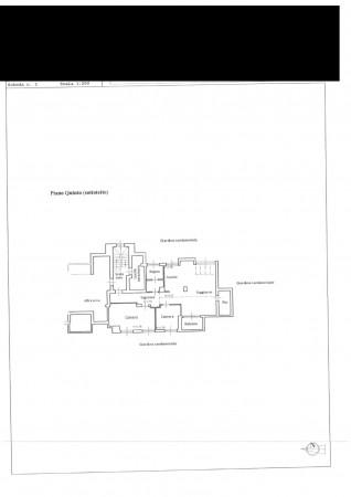 Appartamento in vendita a Milano, San Siro, Con giardino, 95 mq - Foto 3