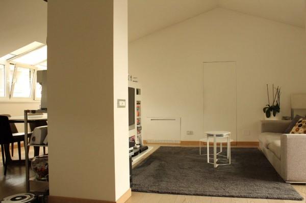 Appartamento in vendita a Milano, San Siro, Con giardino, 95 mq - Foto 16