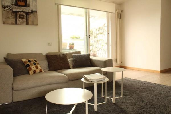 Appartamento in vendita a Milano, San Siro, Con giardino, 95 mq - Foto 15