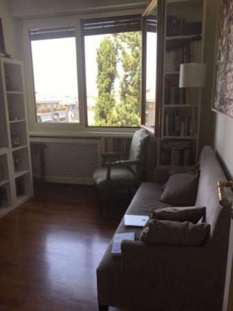 Appartamento in vendita a Roma, Balduina, Con giardino, 245 mq - Foto 8