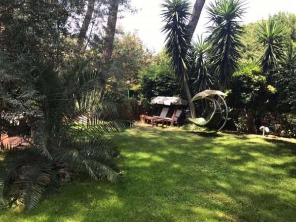 Appartamento in vendita a Roma, Serafico, Con giardino, 160 mq