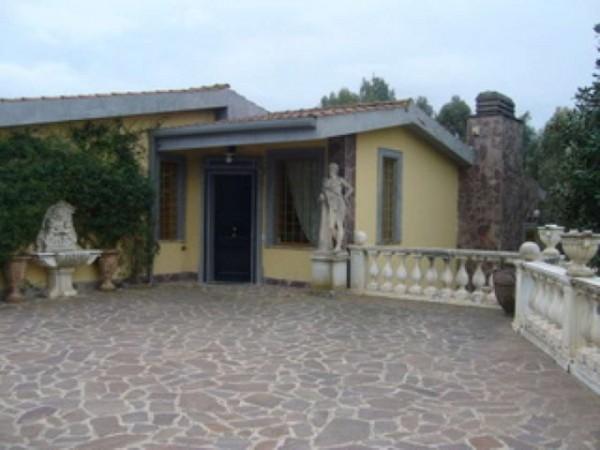 Villa in vendita a Roma, Trigoria, Con giardino, 790 mq - Foto 8