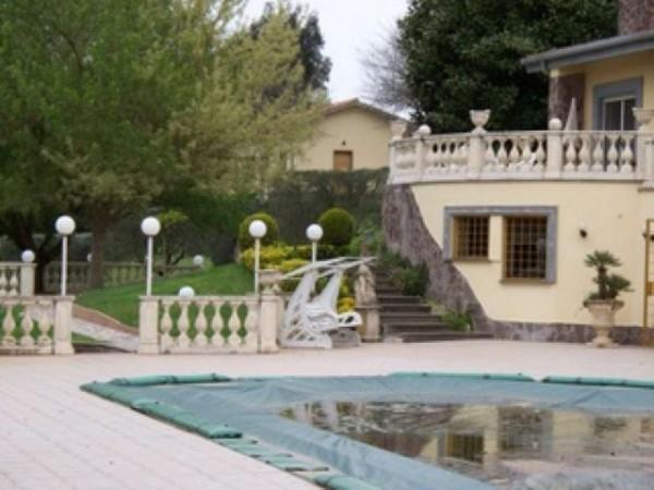 Villa in vendita a Roma, Trigoria, Con giardino, 790 mq - Foto 1