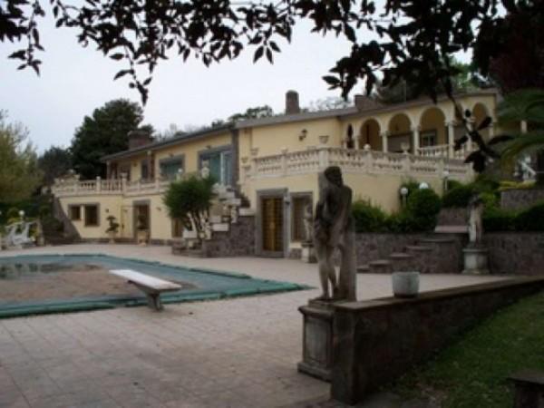 Villa in vendita a Roma, Trigoria, Con giardino, 790 mq - Foto 10