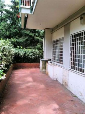Appartamento in vendita a Roma, Tomba Di Nerone, Con giardino, 80 mq