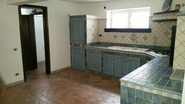 Villetta a schiera in affitto a Piedimonte Matese, Semicentrale, 200 mq - Foto 6