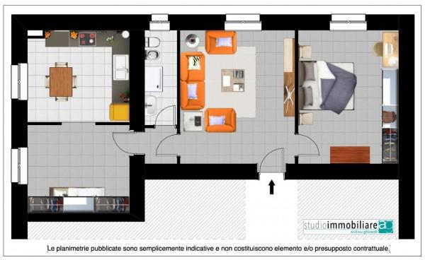 Appartamento in vendita a Genova, 80 mq - Foto 2
