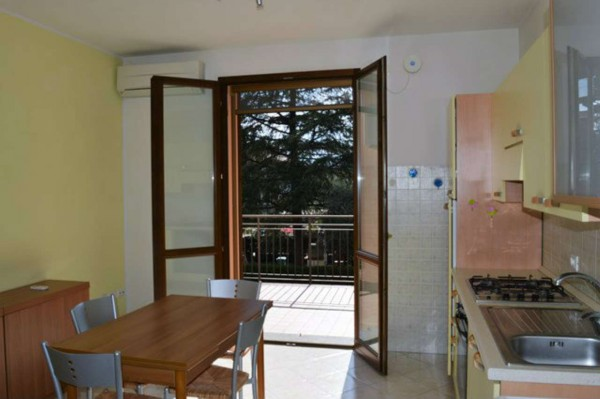 Appartamento in vendita a Forlì, San Lorenzo In Noceto, Arredato, con giardino, 50 mq - Foto 17