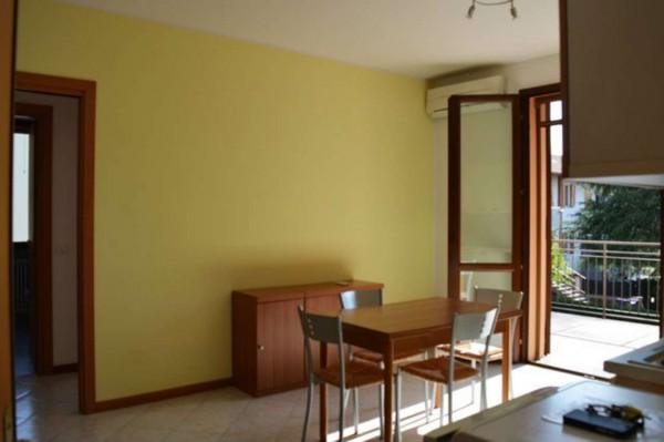 Appartamento in vendita a Forlì, San Lorenzo In Noceto, Arredato, con giardino, 50 mq