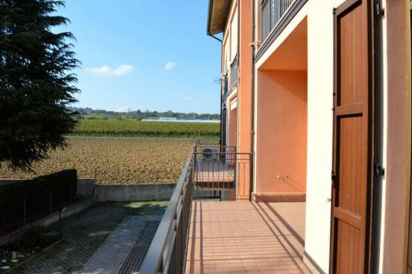 Appartamento in vendita a Forlì, San Lorenzo In Noceto, Arredato, con giardino, 50 mq - Foto 13