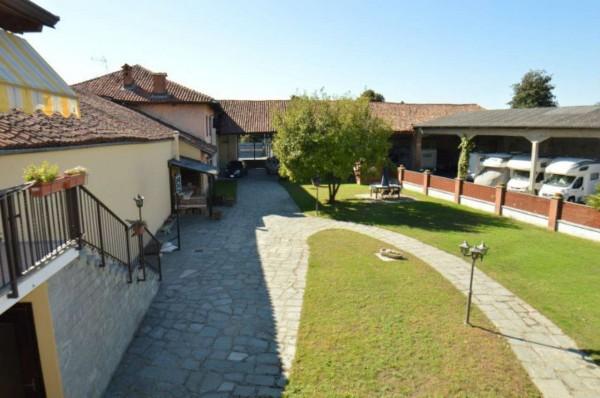 Villa in vendita a Orbassano, Con giardino, 400 mq - Foto 23