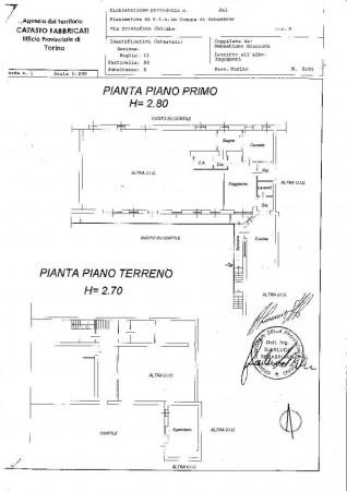 Villa in vendita a Orbassano, Con giardino, 400 mq - Foto 2