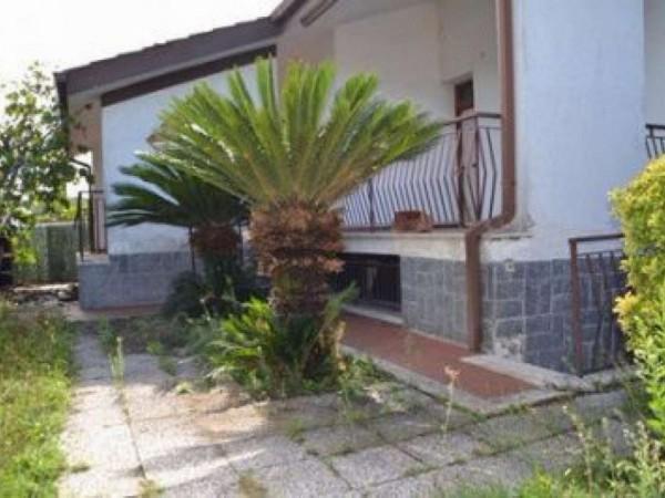 Villa in vendita a Roma, Infernetto, Con giardino, 246 mq