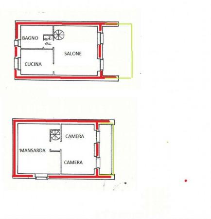 Casa indipendente in vendita a Val della Torre, 114 mq - Foto 2