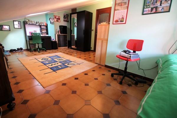 Casa indipendente in vendita a Val della Torre, 114 mq - Foto 9