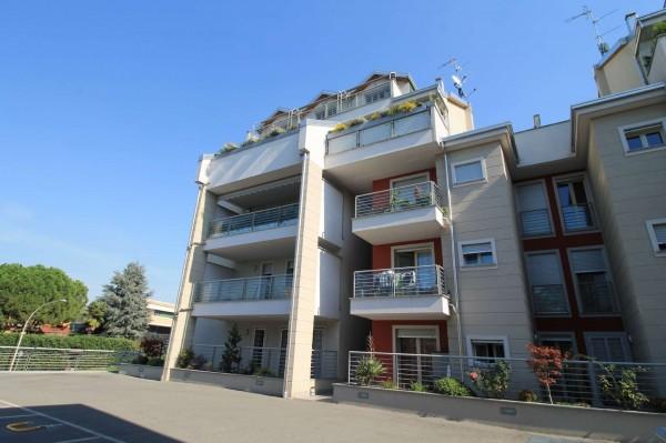 Appartamento in vendita a Treviglio, Arredato, con giardino, 70 mq - Foto 5