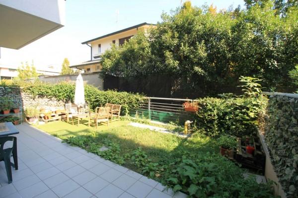 Appartamento in vendita a Treviglio, Arredato, con giardino, 70 mq - Foto 3