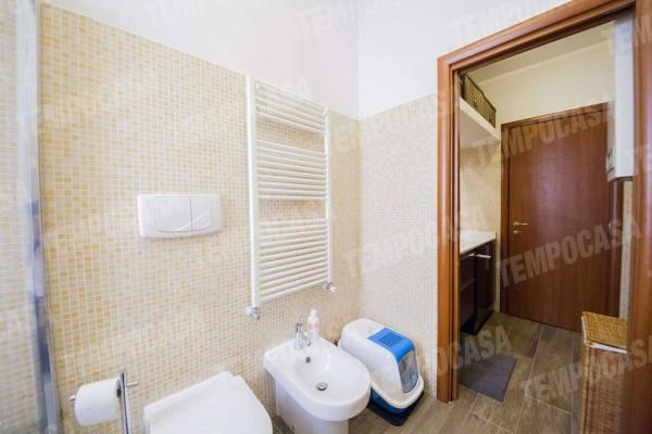 Appartamento in vendita a Milano, Affori Fn, Con giardino, 85 mq - Foto 10