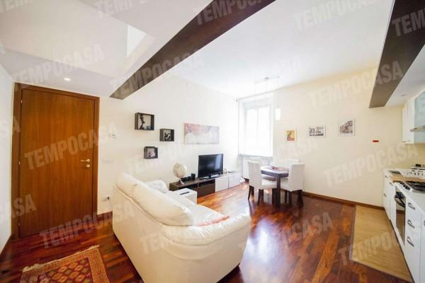 Appartamento in vendita a Milano, Affori Fn, Con giardino, 85 mq - Foto 6