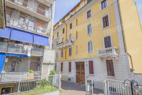 Appartamento in vendita a Milano, Affori Fn, Con giardino, 85 mq - Foto 5
