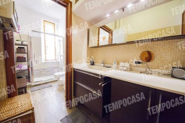 Appartamento in vendita a Milano, Affori Fn, Con giardino, 85 mq - Foto 11