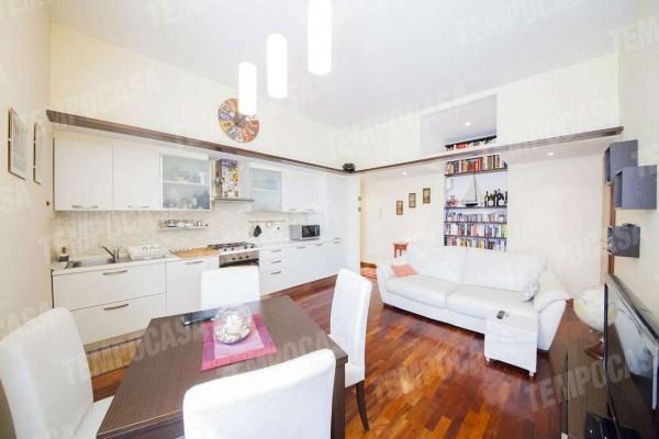 Appartamento in vendita a Milano, Affori Fn, Con giardino, 85 mq - Foto 1