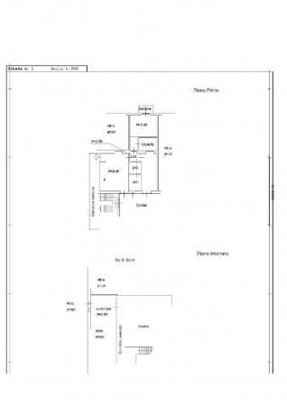 Appartamento in vendita a Milano, Affori Fn, Con giardino, 85 mq - Foto 2