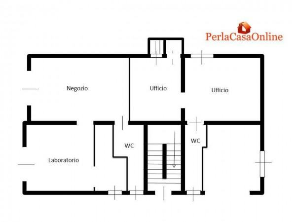 Casa indipendente in vendita a Forlì, Bussecchio, Con giardino, 300 mq - Foto 4