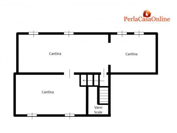 Casa indipendente in vendita a Forlì, Bussecchio, Con giardino, 300 mq - Foto 3