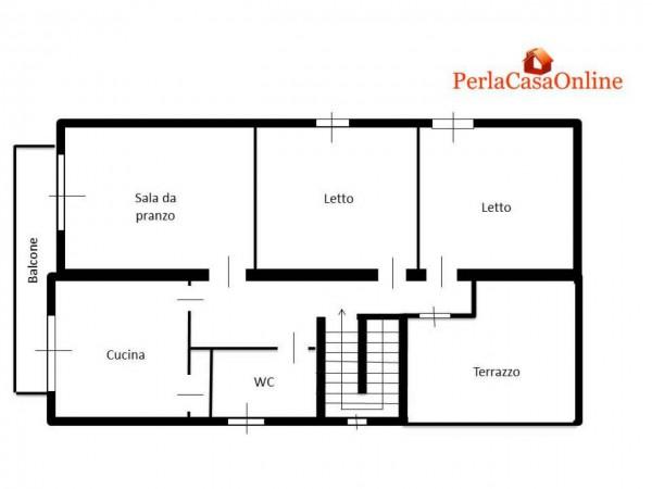 Casa indipendente in vendita a Forlì, Bussecchio, Con giardino, 300 mq - Foto 2