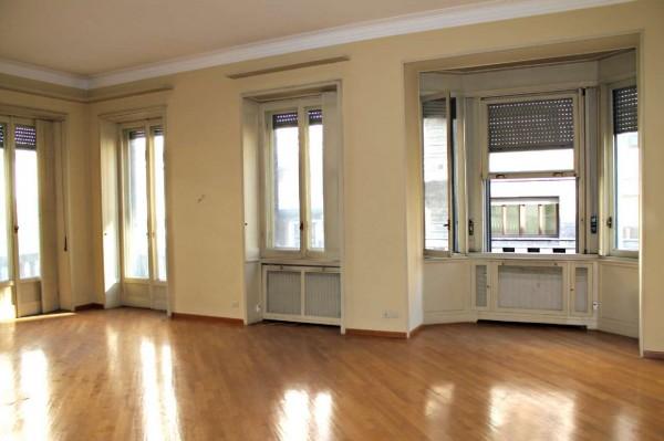 Appartamento in affitto a Milano, Moscova, 160 mq - Foto 17