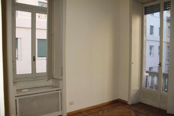 Appartamento in affitto a Milano, Moscova, 160 mq - Foto 5