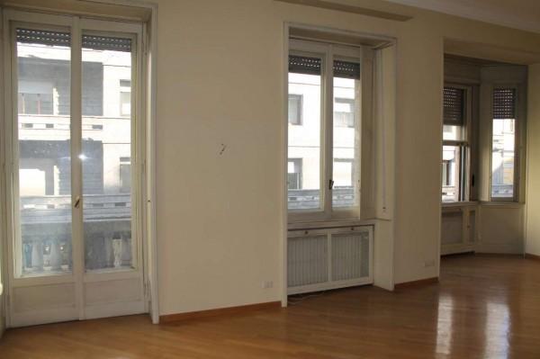 Appartamento in affitto a Milano, Moscova, 160 mq - Foto 15