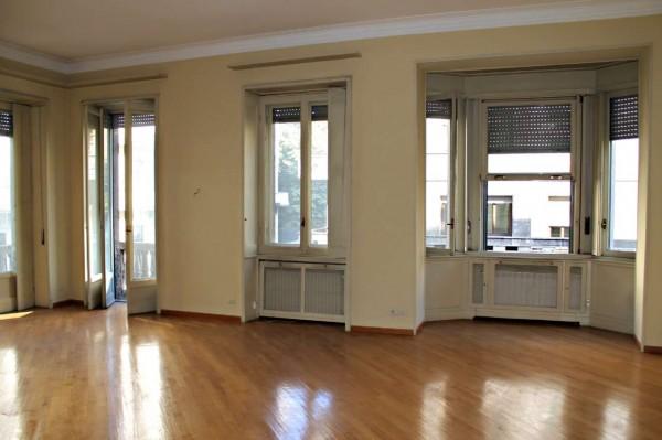 Appartamento in affitto a Milano, Moscova, 160 mq - Foto 11