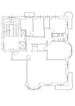Appartamento in affitto a Milano, Moscova, 160 mq - Foto 2