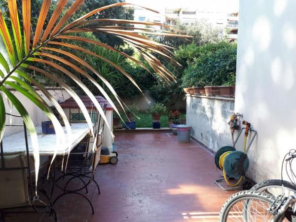Appartamento in vendita a Roma, Grotta Perfetta, Con giardino, 115 mq - Foto 18