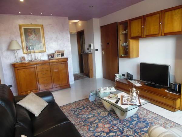 Appartamento in vendita a Alpignano, Con giardino, 100 mq