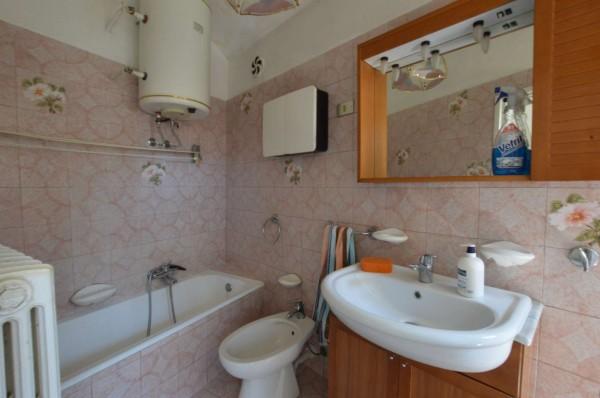 Casa indipendente in vendita a Avigliana, Con giardino, 190 mq - Foto 13