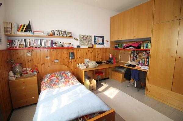 Appartamento in vendita a Pozzo d'Adda, Con giardino, 100 mq - Foto 9