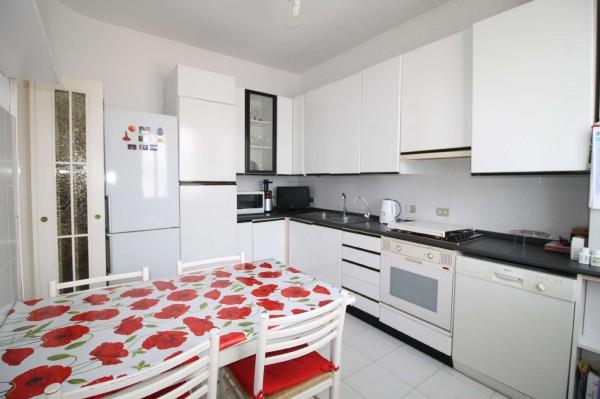 Appartamento in vendita a Pozzo d'Adda, Con giardino, 100 mq - Foto 14