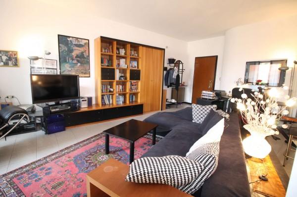 Appartamento in vendita a Pozzo d'Adda, Con giardino, 100 mq