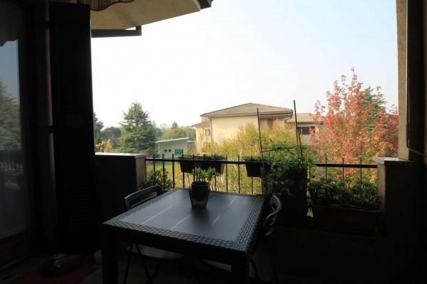 Appartamento in vendita a Pozzo d'Adda, Con giardino, 100 mq - Foto 12