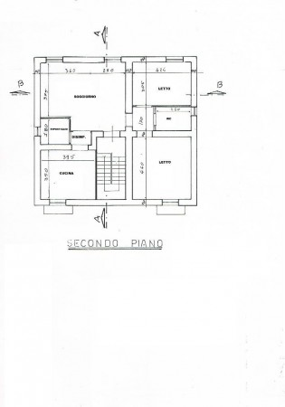 Appartamento in vendita a Cerreto Sannita, Centro, 90 mq - Foto 3