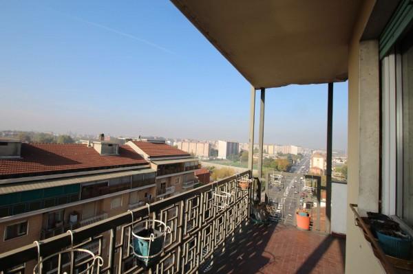 Appartamento in vendita a Torino, Rebaudengo, 70 mq - Foto 3