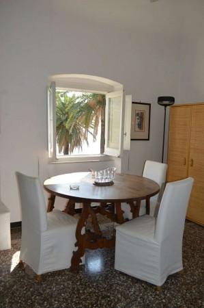 Appartamento in affitto a Recco, Sul Mare, Arredato, con giardino, 80 mq - Foto 6