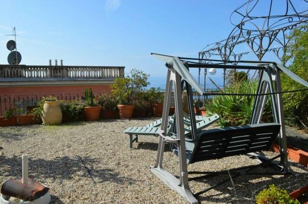 Appartamento in affitto a Recco, Sul Mare, Arredato, con giardino, 80 mq - Foto 14