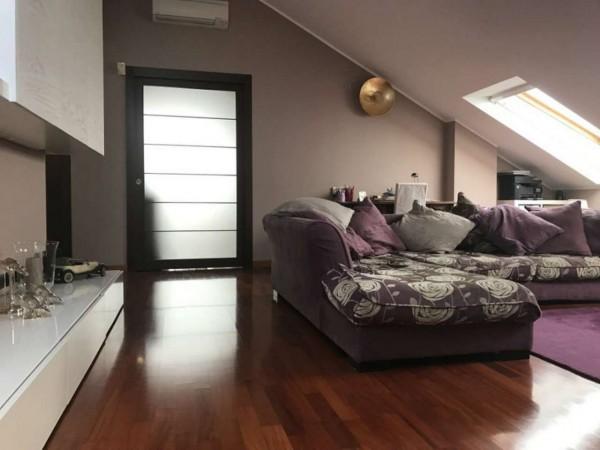 Appartamento in vendita a Peschiera Borromeo, Con giardino, 235 mq - Foto 18